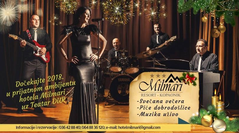 milmari resort docek_nove_godine